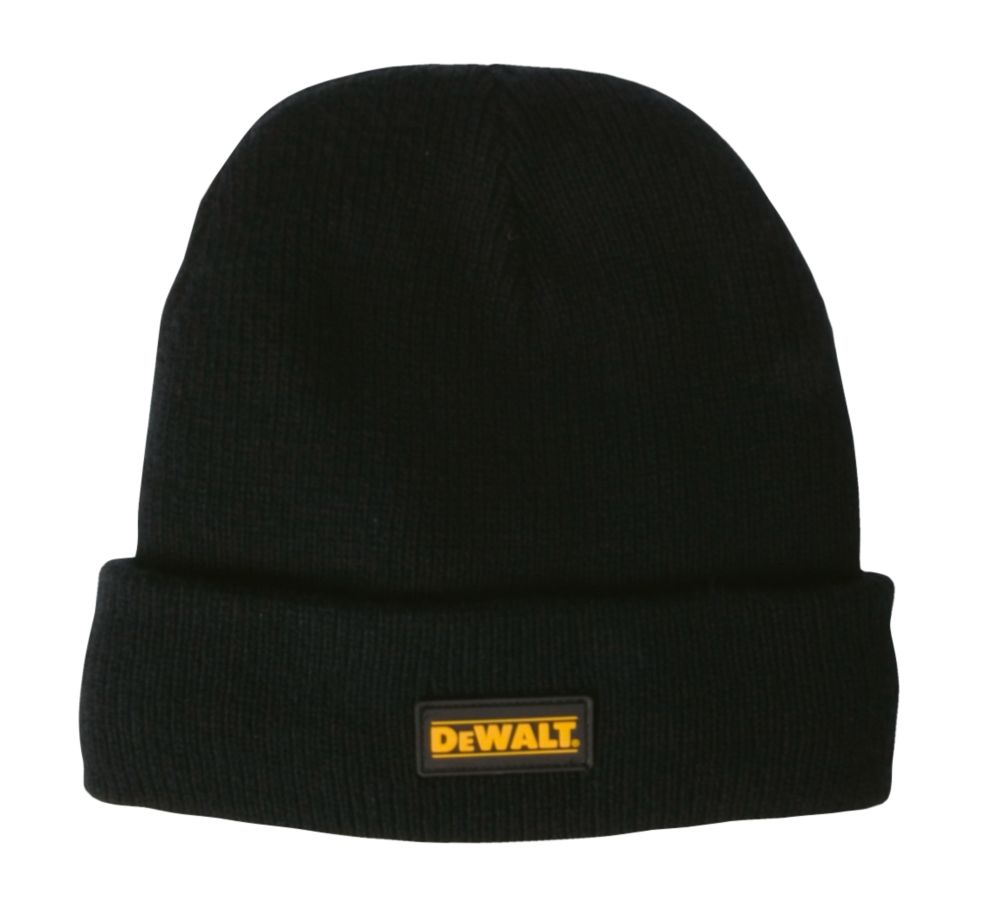DeWalt Knitted Hat Black