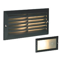 Louvre Brick Light Stainless Steel 13W