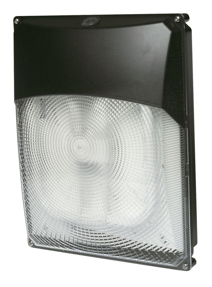Trac Churchill 2D 28W Bulkhead Commercial Floodlight & Photocell