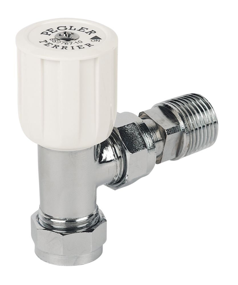Terrier Wheelhead Valve 15mm x ½""