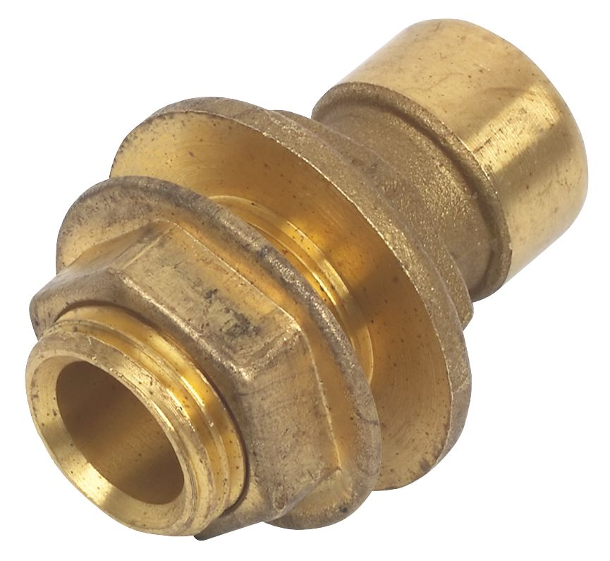 Conex Push-Fit 350 Tank Connector 15mmx½""