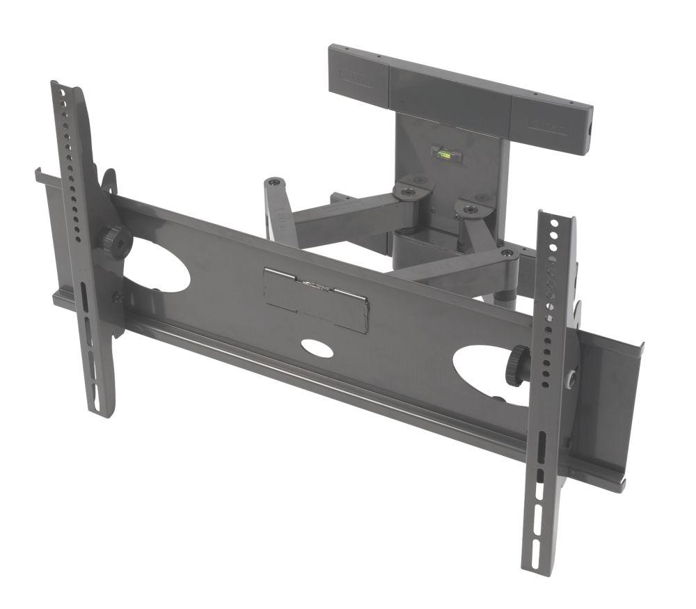 """Vivanco LCD Wallmount TV Bracket Tilt/Swing Arm 42-63"""""""