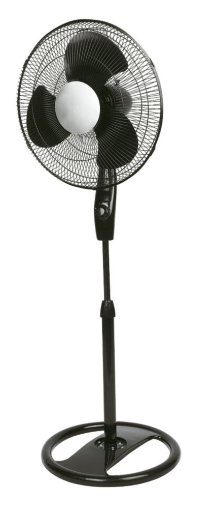 "Honeywell Oscillating Pedestal Free-Standing 16"" Fan"