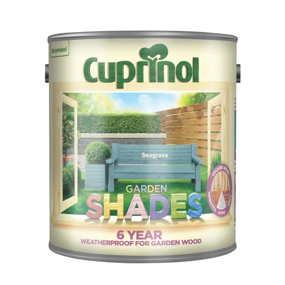Cuprinol Garden Shades Seagrass 2.5Ltr