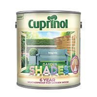 Cuprinol Garden Shades Woodstain Matt Seagrass 2.5Ltr