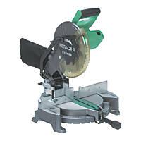 Hitachi C10FCE2 255mm Compound Mitre Saw 110V