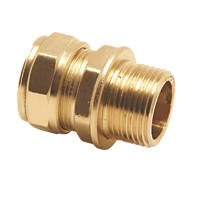 Pegler Male Coupling 15mm x ¾""