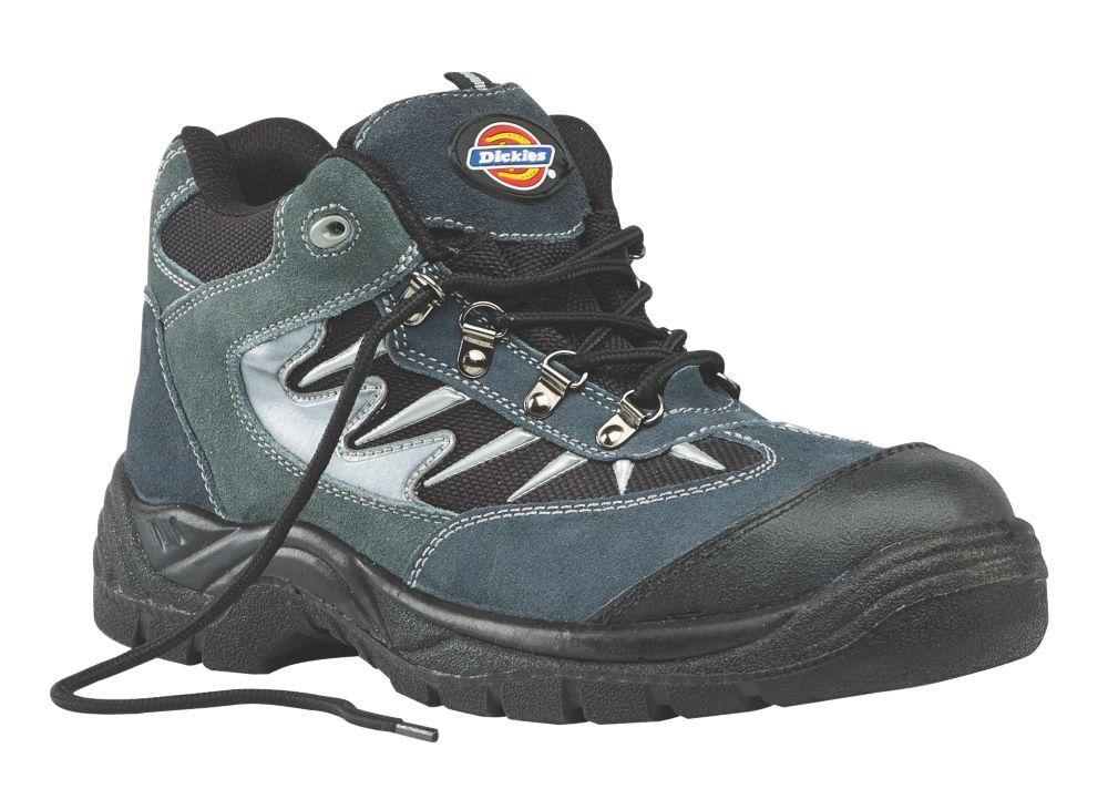 Dickies Storm Safety Trainers Grey Size 11