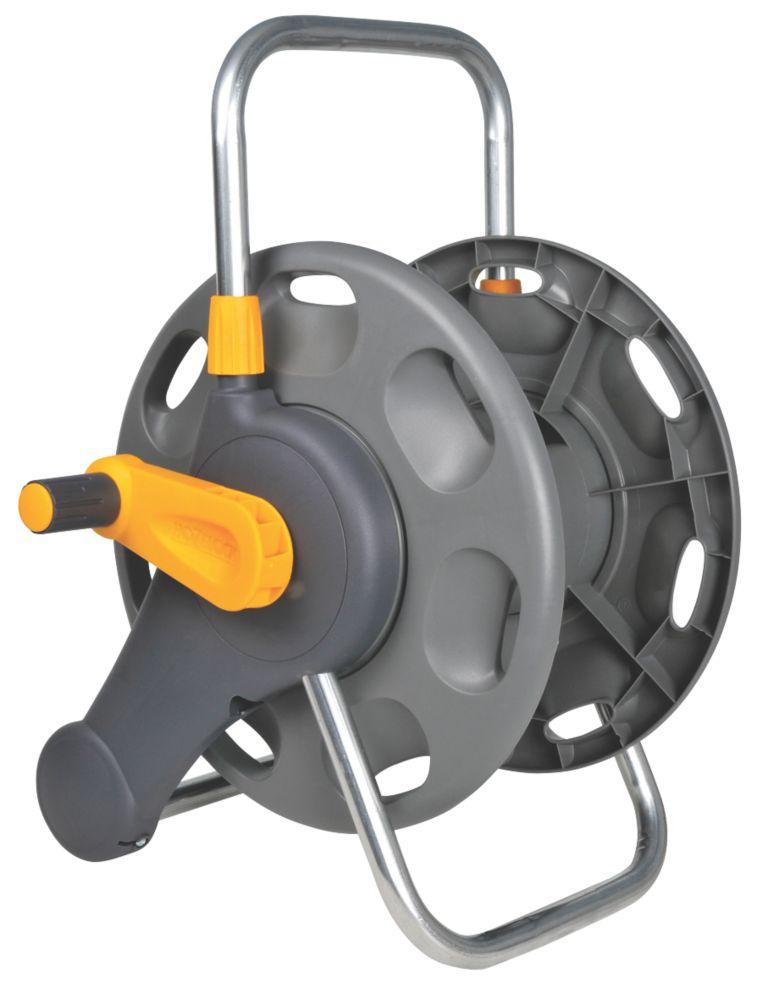 Hozelock 2-in-1 Hose Reel 60m Capacity