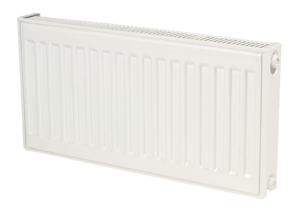 Kudox Premium Type 11 Single Panel Single Convector Radiator White 300x600