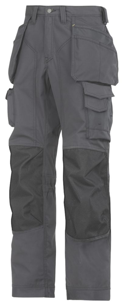 "Snickers Rip-Stop Pro-Kevlar Floorlayer Trousers 31"" W 32"" L"