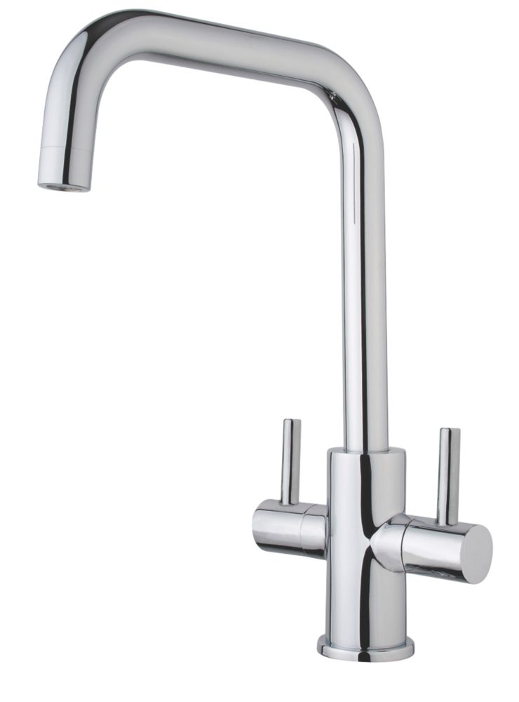 Swirl Divine Mono Mixer Kitchen Tap