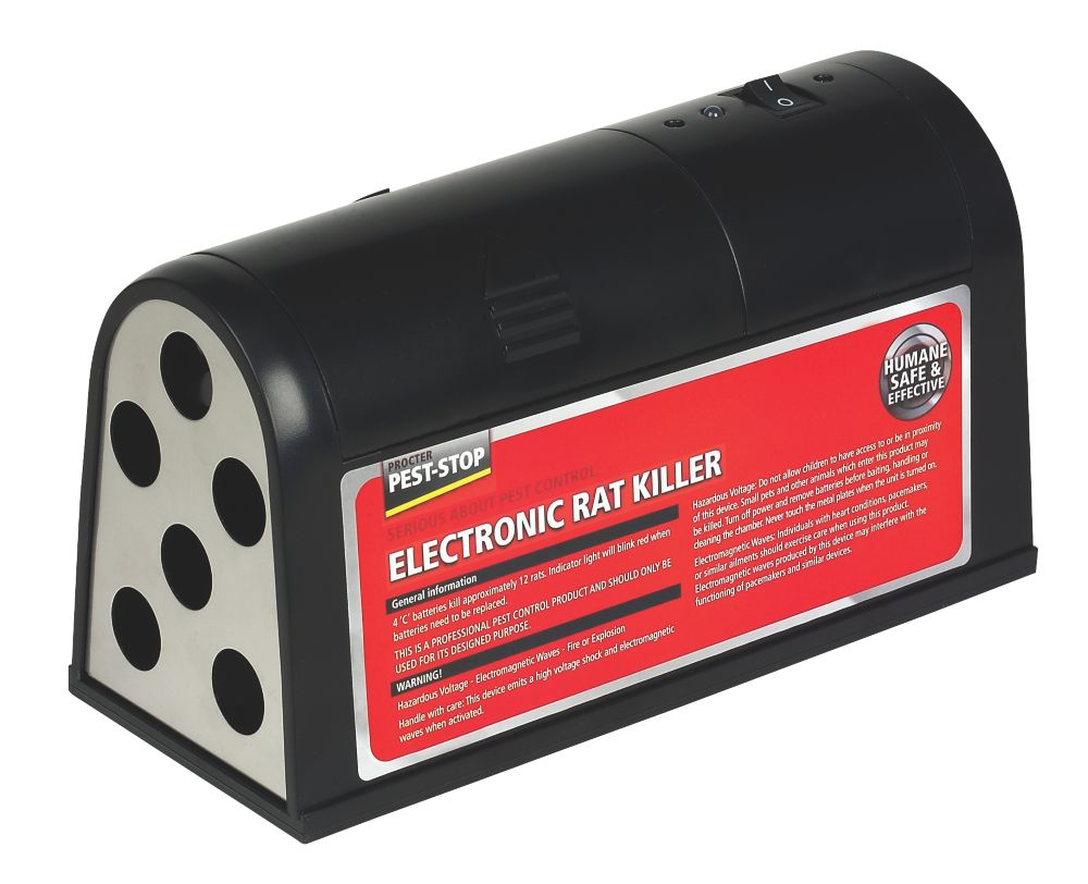 Procter Electronic Rat Killer
