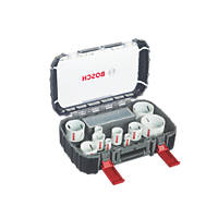Bosch Progressor Holesaw Set 14 Piece Set