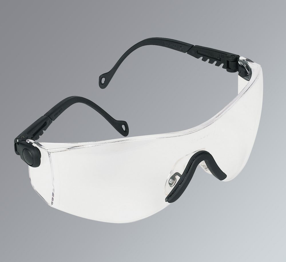 Pulsafe Opteema Clear Lens Safety Specs