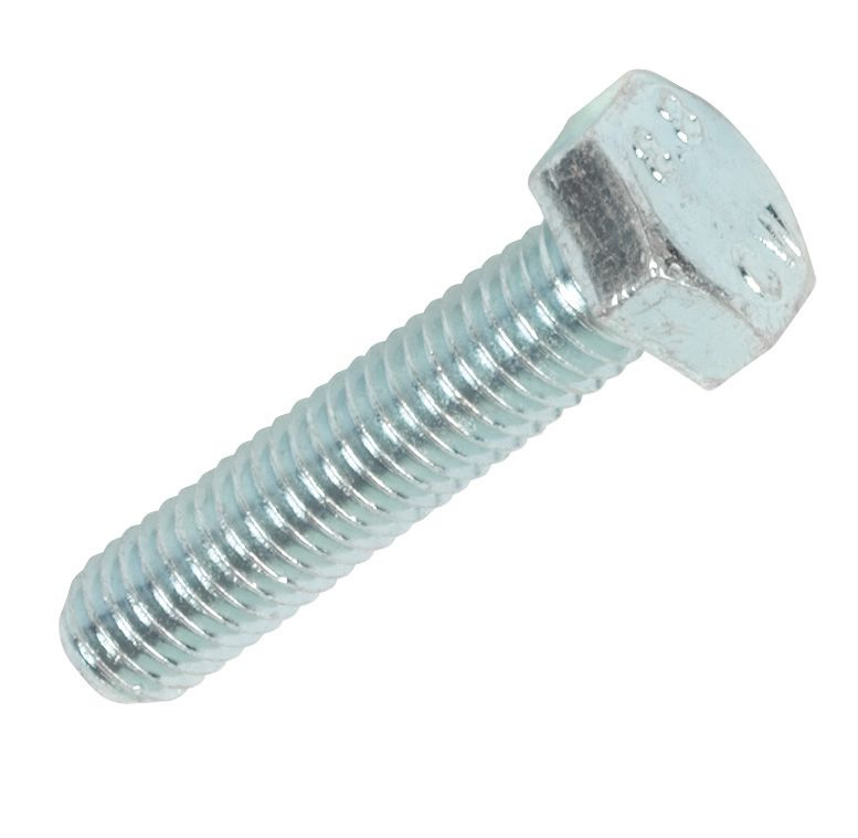BZP HT Hex Bolts M8 X 45 Pack Of 100