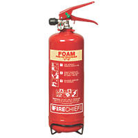 Firechief XTR Foam Fire Extinguisher 2Ltr