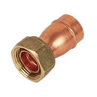Yorkshire YPS62 Solder Ring Straight Tap Connector 22mm x ¾""
