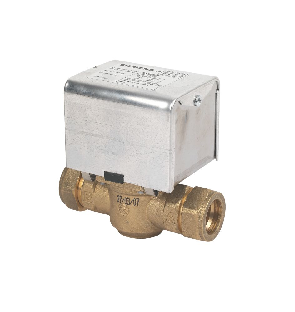 Siemens CZV222 2 Port Motorised Valve