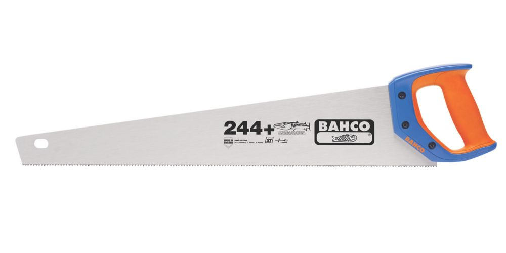 Bahco Barracuda Hard Point Handsaw 20""
