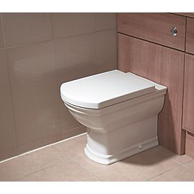 Vitra Serenada 6Ltr Back to Wall WC