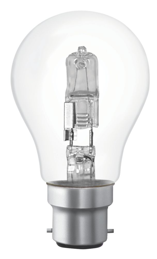 Halogen Energy Saver GLS Clear BC 70W