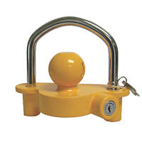 Maypole Trailer Universal Hitch Lock