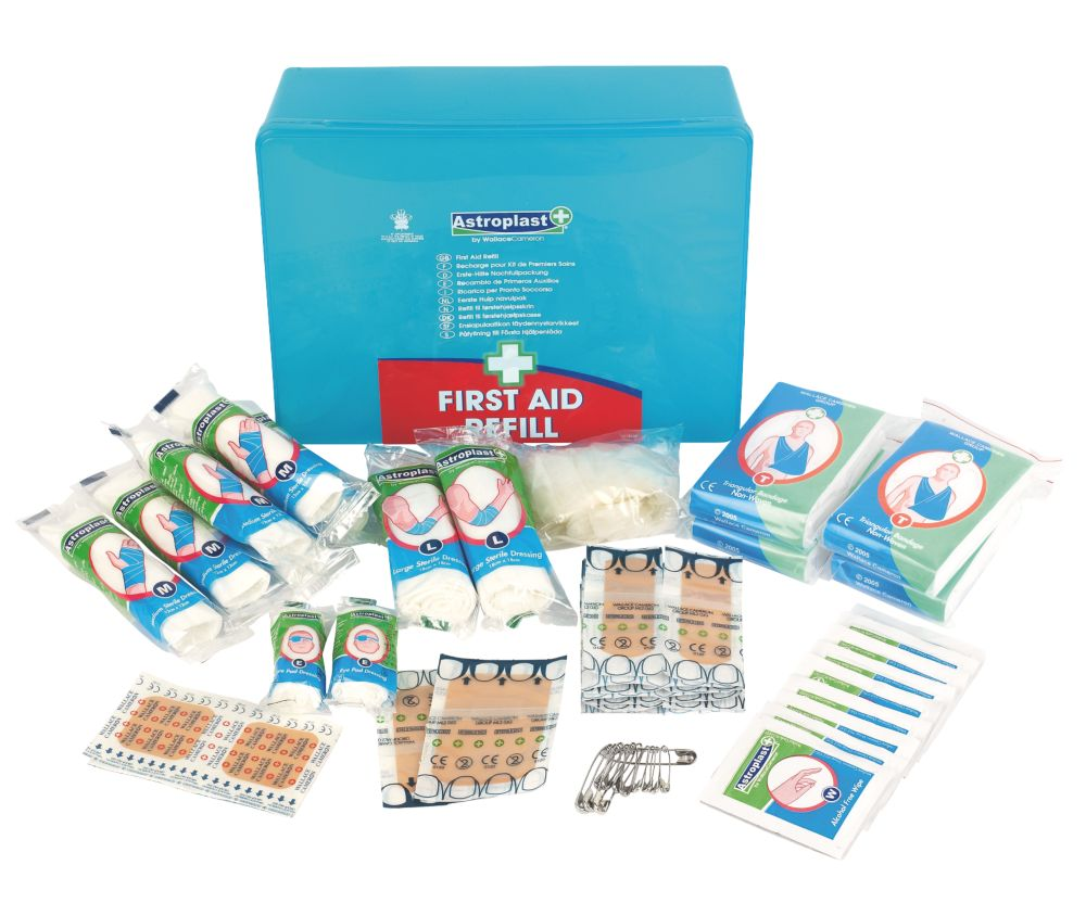 Mezzo 10 Person First Aid Refill