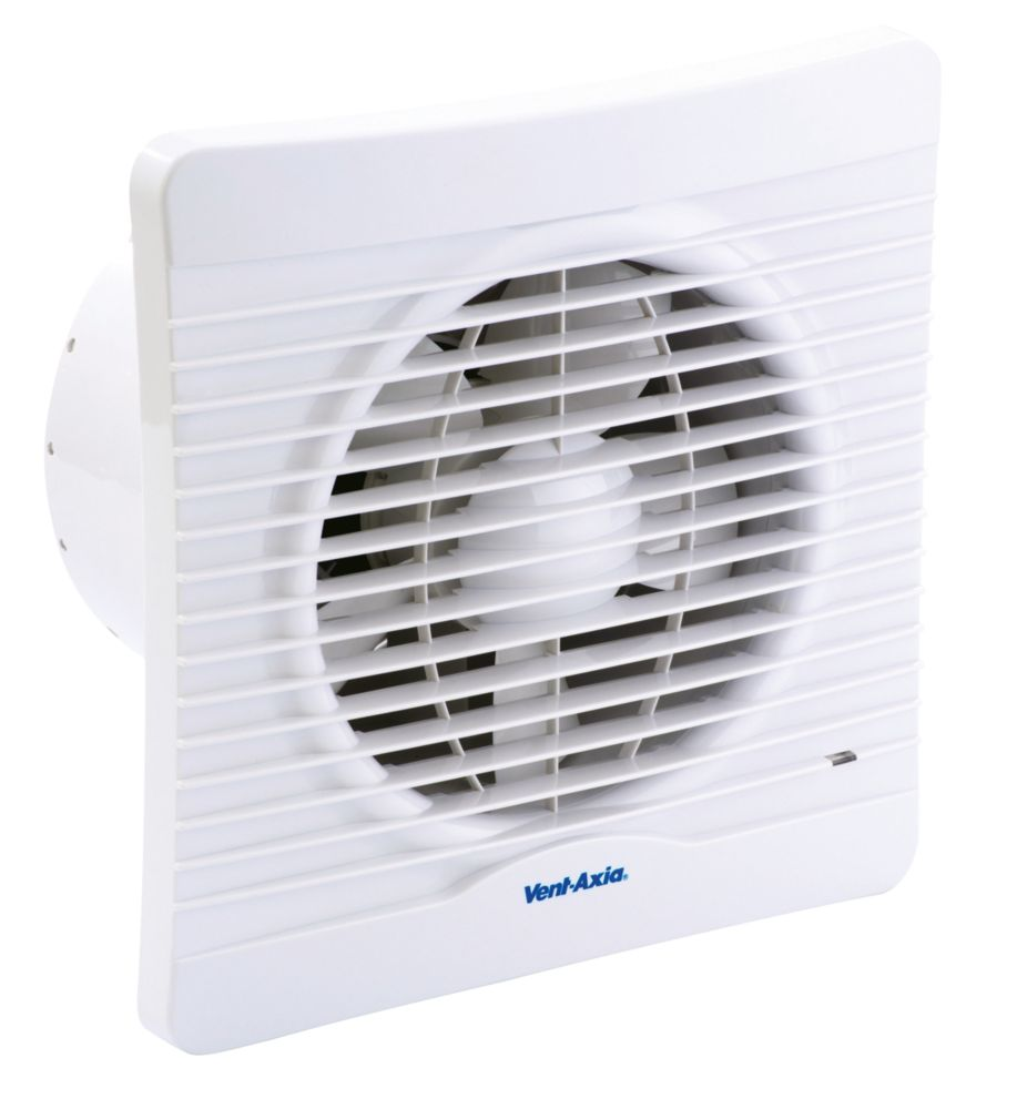 Vent-Axia Silhouette 150XT Axial 20W Kitchen Extractor Fan