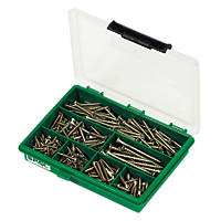 Spax Multihead Selection Screw Case 245 Pcs