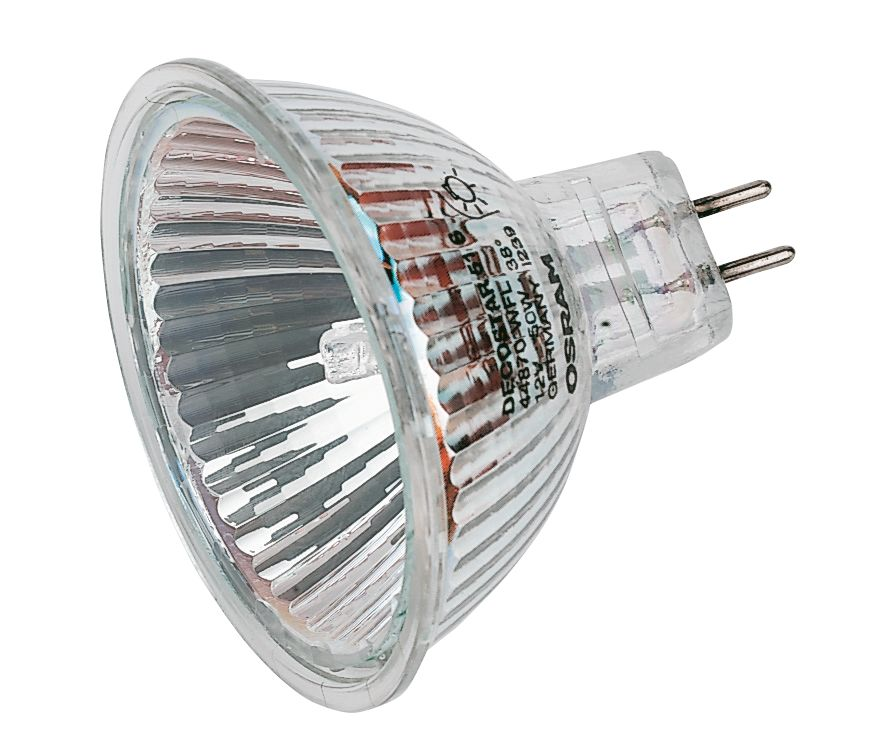 Osram Halogen Dichroic 12V 50W Pack of 5