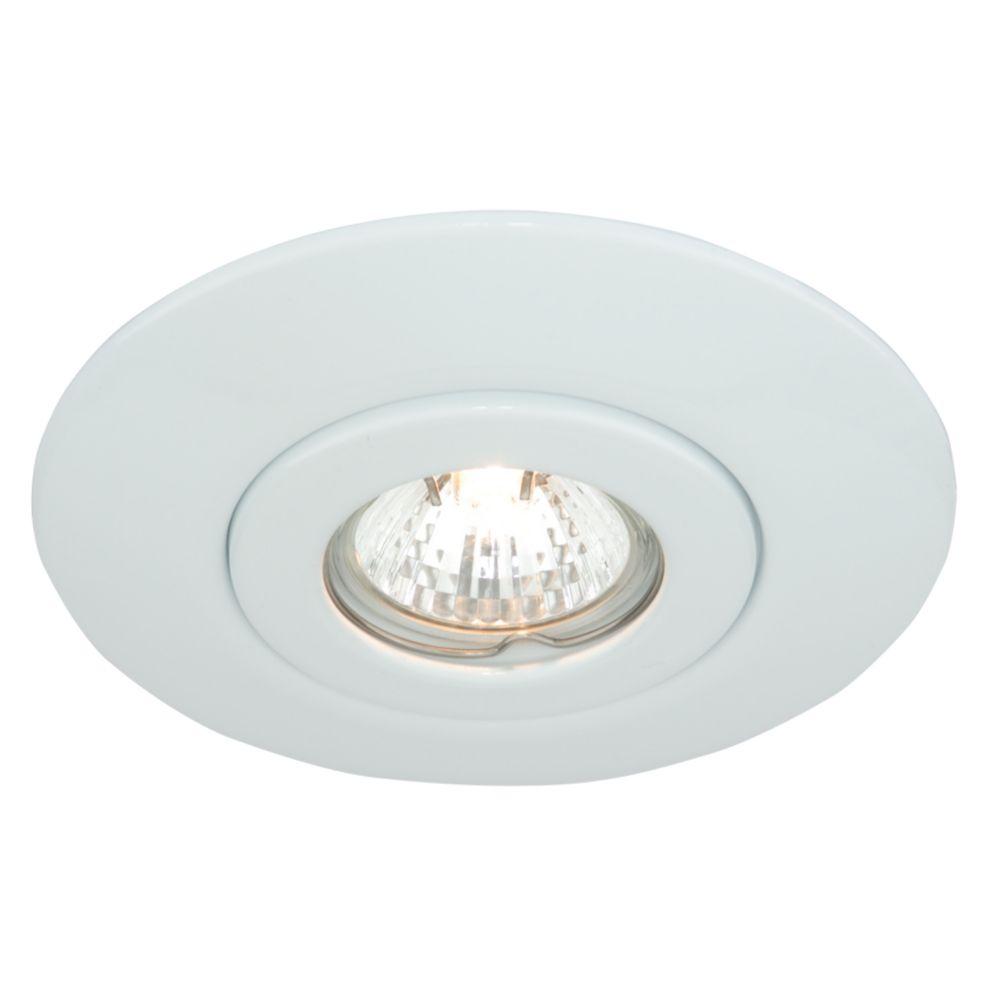 LV Ceiling Downlight Converter White 12V