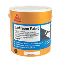 Sika Hygienic Paint White 2.5Ltr