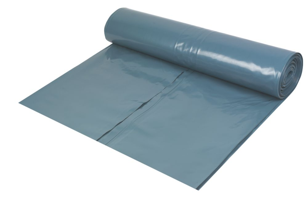 Damp-Proof Membrane 1200ga Blue 4 x 25m