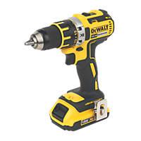 DeWalt DCD790D2-GB 18V XR 2.0Ah Li-Ion Cordless Drill Driver Brushless