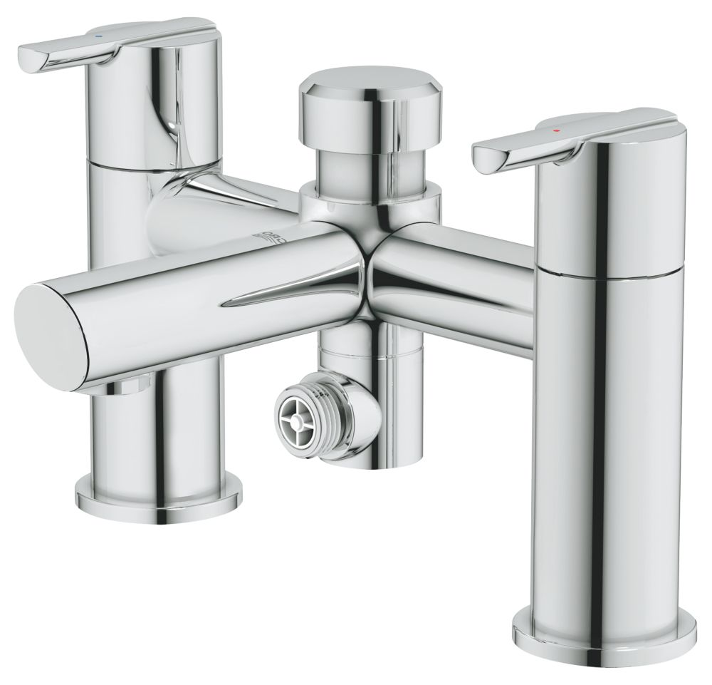 Grohe Feel Bath/Shower Mixer Bathroom Taps