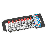 "Hilka Pro-Craft 3/8"" Universal Joint Socket Set 8 Pieces"