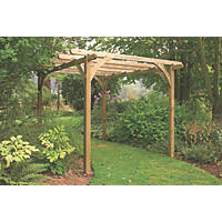 Forest Ultimate Pergola  2.7 x 2.7 x 2.7m