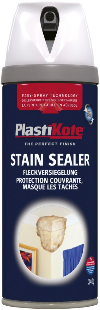 Plasti-Kote Stain Sealer White 400ml