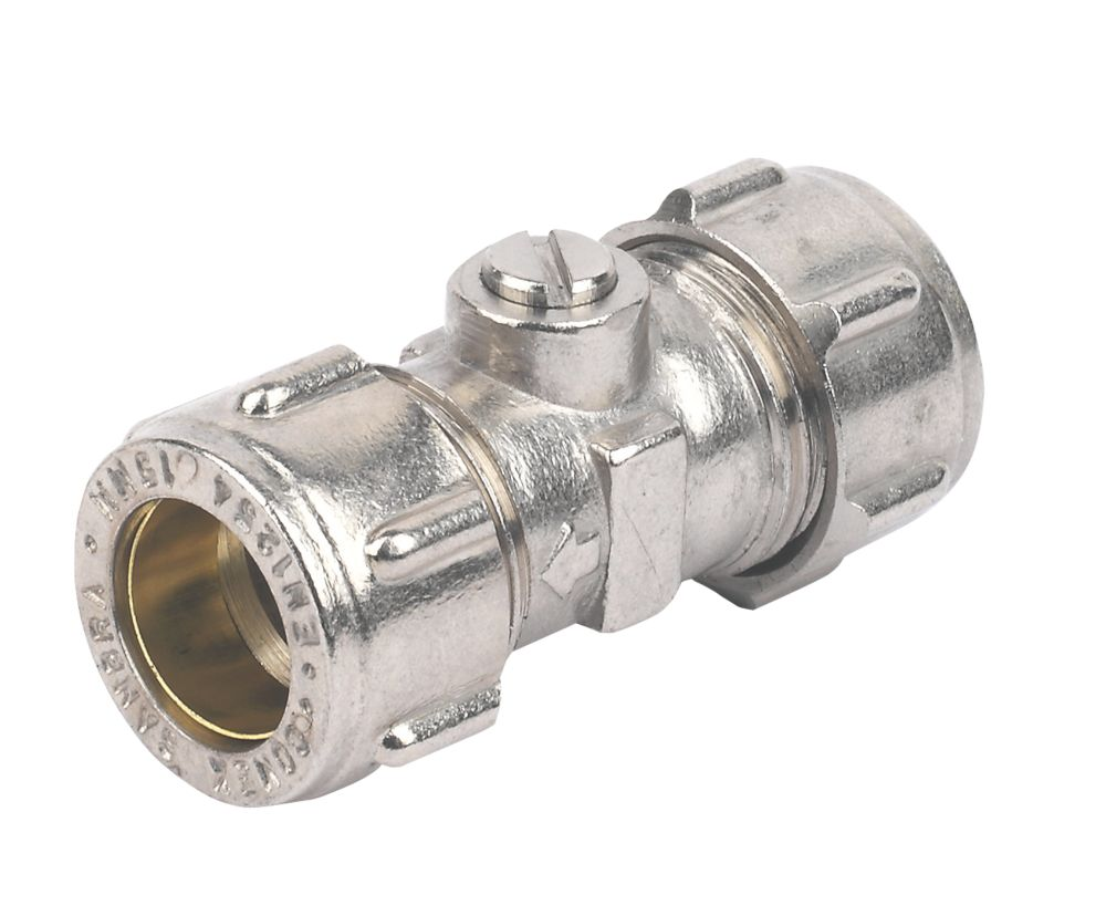 Conex Isolating Valve 15mm x 15mm