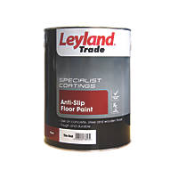 Leyland Trade Anti-Slip Floor Paint Tile Red 5Ltr