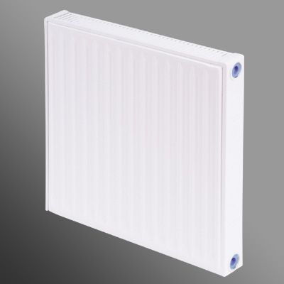 Flomasta Type 11 Single Panel Single Convector Radiator White 600 x 1000mm
