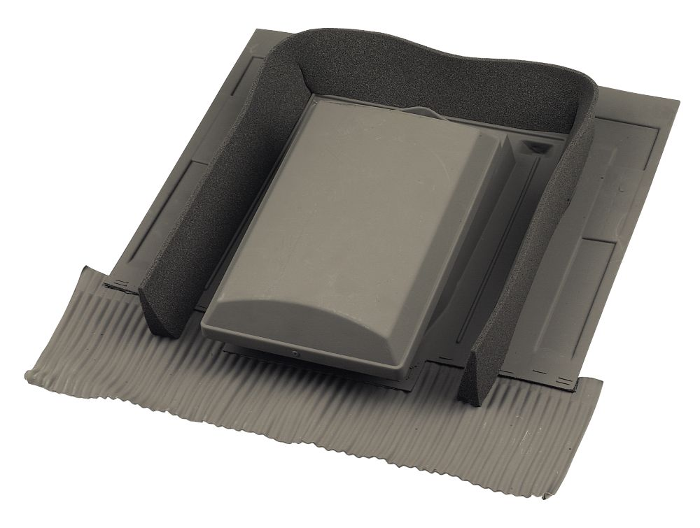Versa-Tile Ventilator Grey