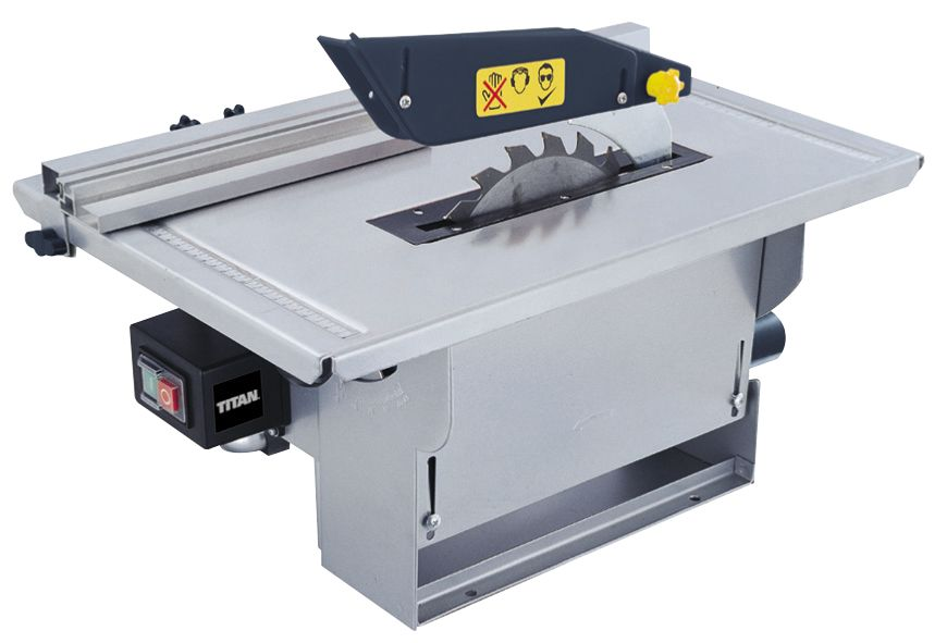Titan SF88N5 200mm Table Saw 230V