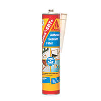 Sika Sikaflex EBT+ All-Weather Sealant Black 300ml
