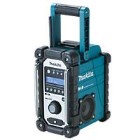 Makita DMR104 - Blue DAB / FM Site Radio 240V