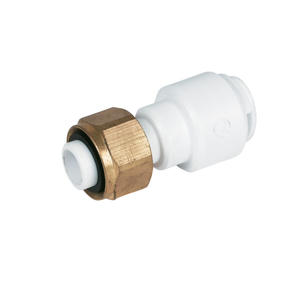 FloPlast Flo-Fit Tap Connector 15mm x ½""