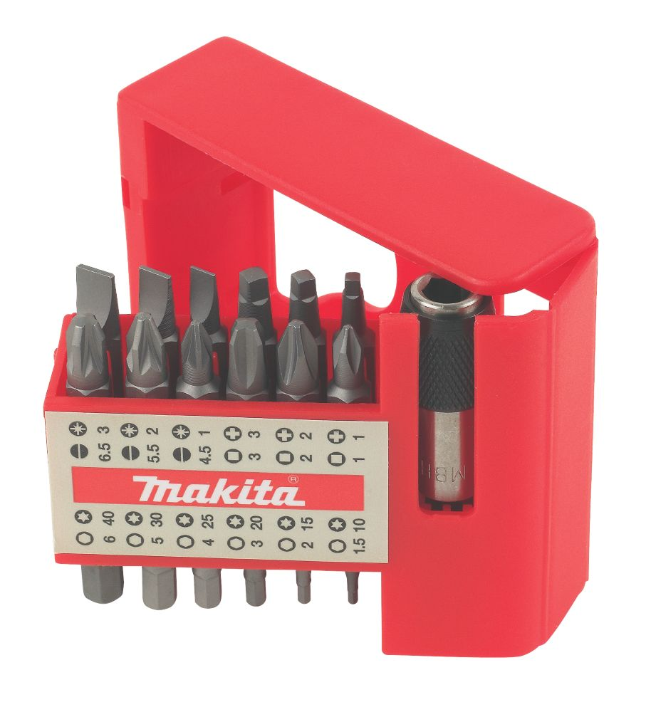 Makita 25Pc Screwdriver Bit Set
