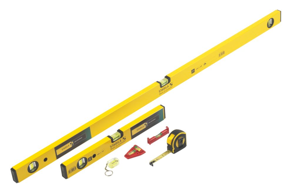 Stabila SC-STB-18485 Level Set 6Pcs
