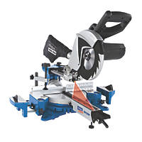 Scheppach HM100MP 255mm Single-Bevel Sliding  Mitre Saw 230V